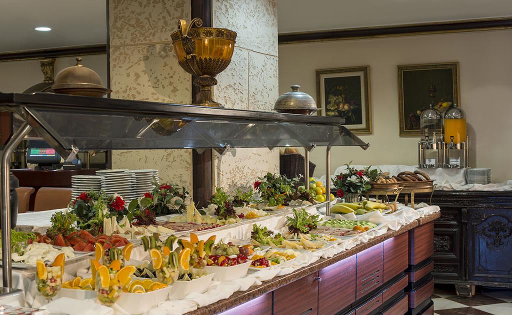 HOTEL İÇKALE :: Hevsel Restaurant