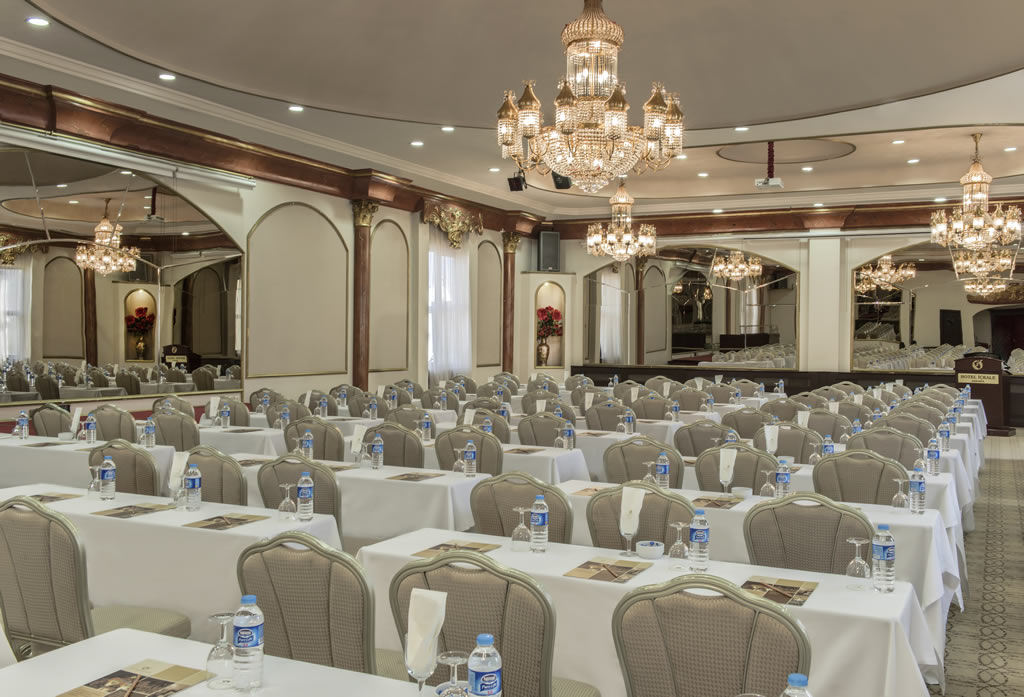 HOTEL İÇKALE :: Meeting and Events