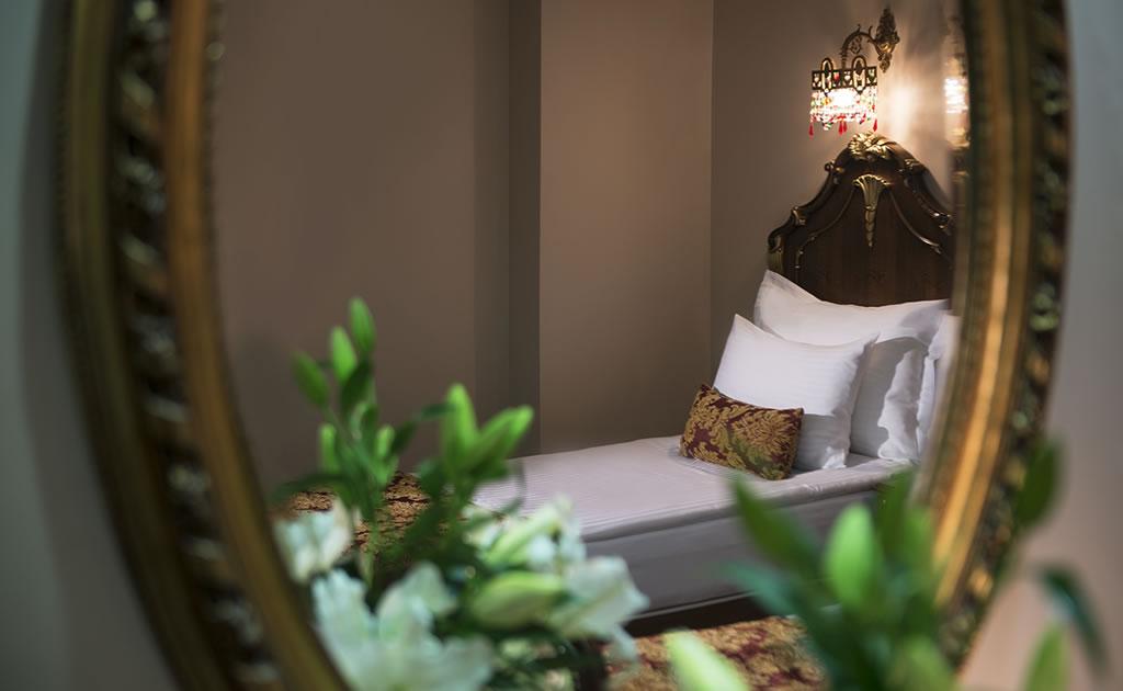 HOTEL İÇKALE :: Standard Rooms