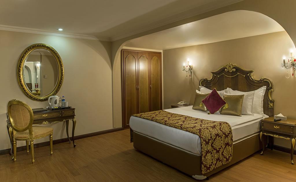 HOTEL İÇKALE :: Suite Odalar