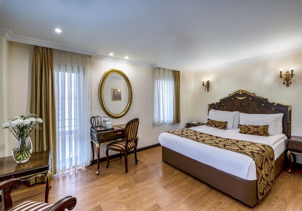 HOTEL İÇKALE :: Superior Room