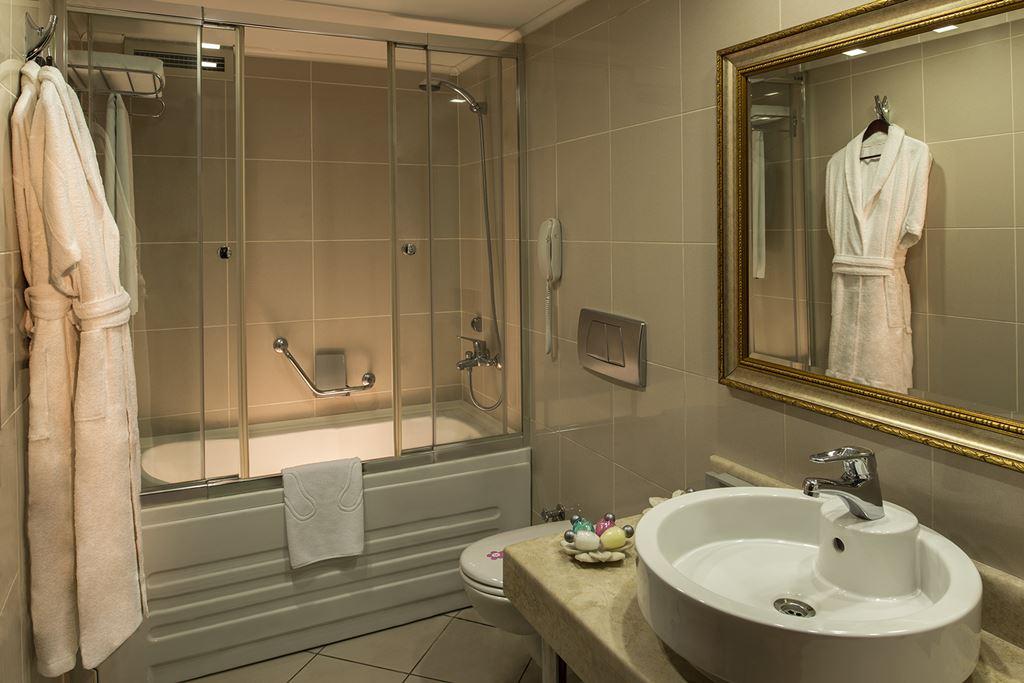 HOTEL İÇKALE :: Suite Rooms
